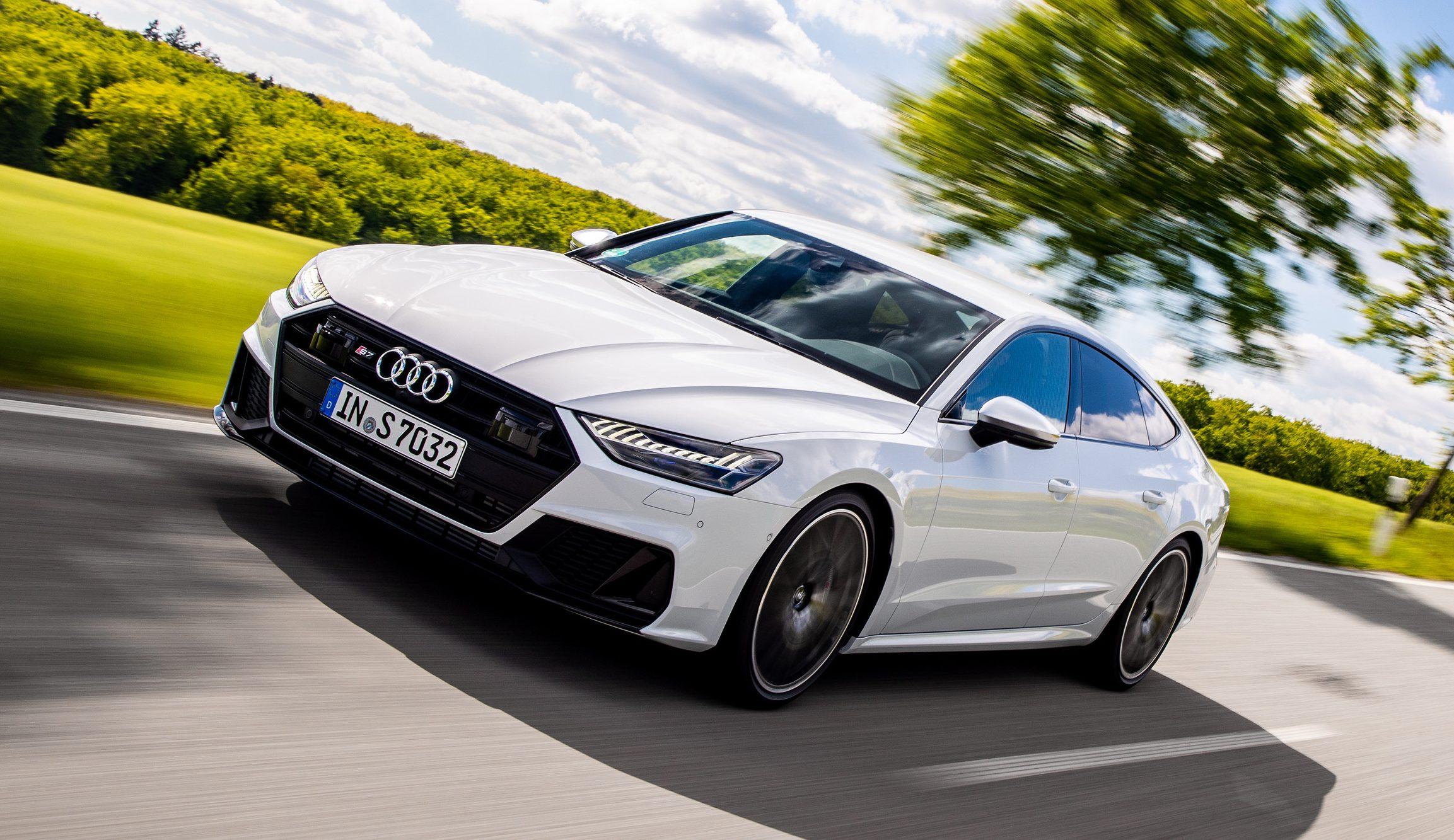 Audi S7 TDI