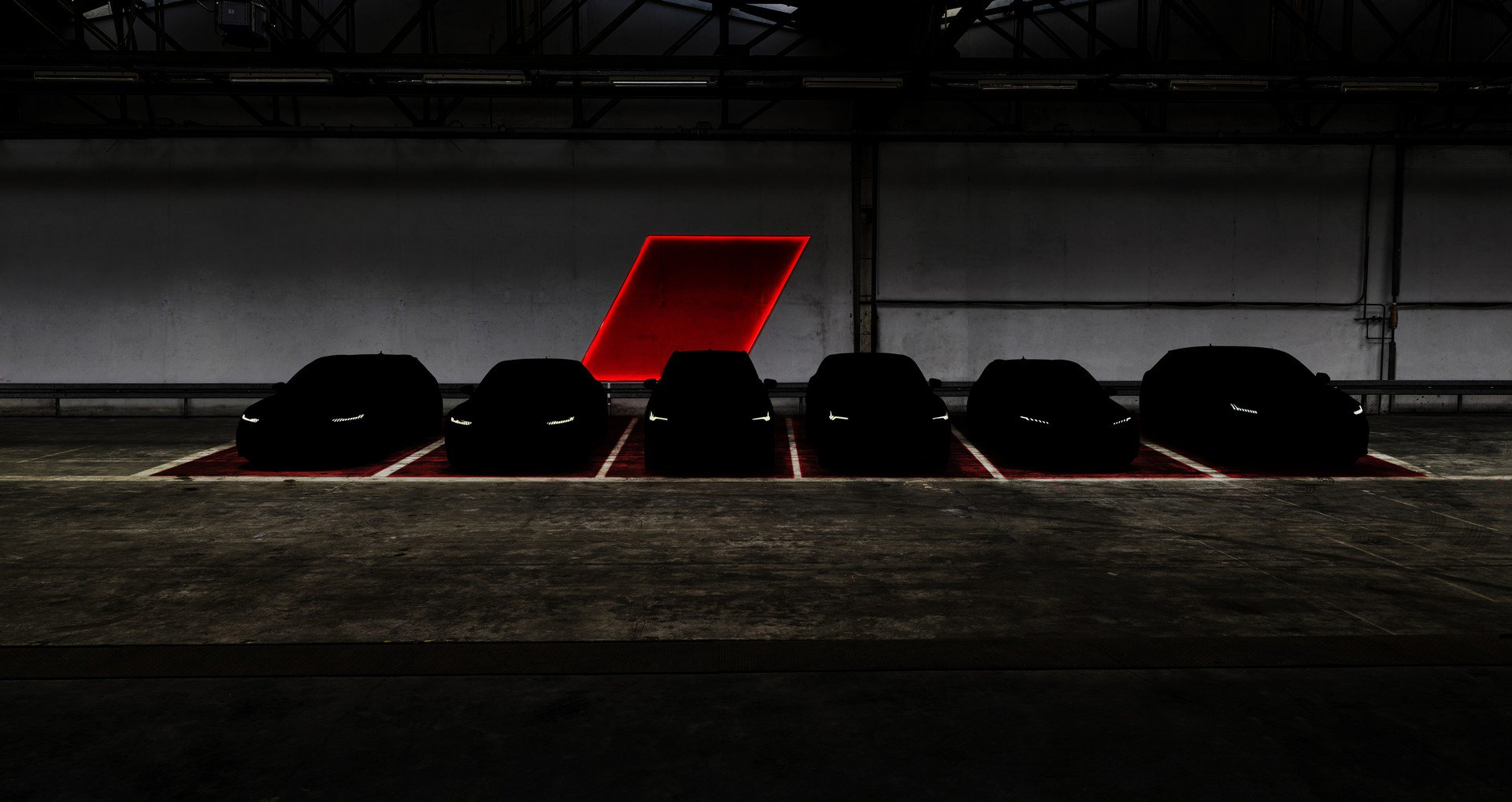 Audi RS Teaser