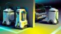 Volkswagen laadrobot
