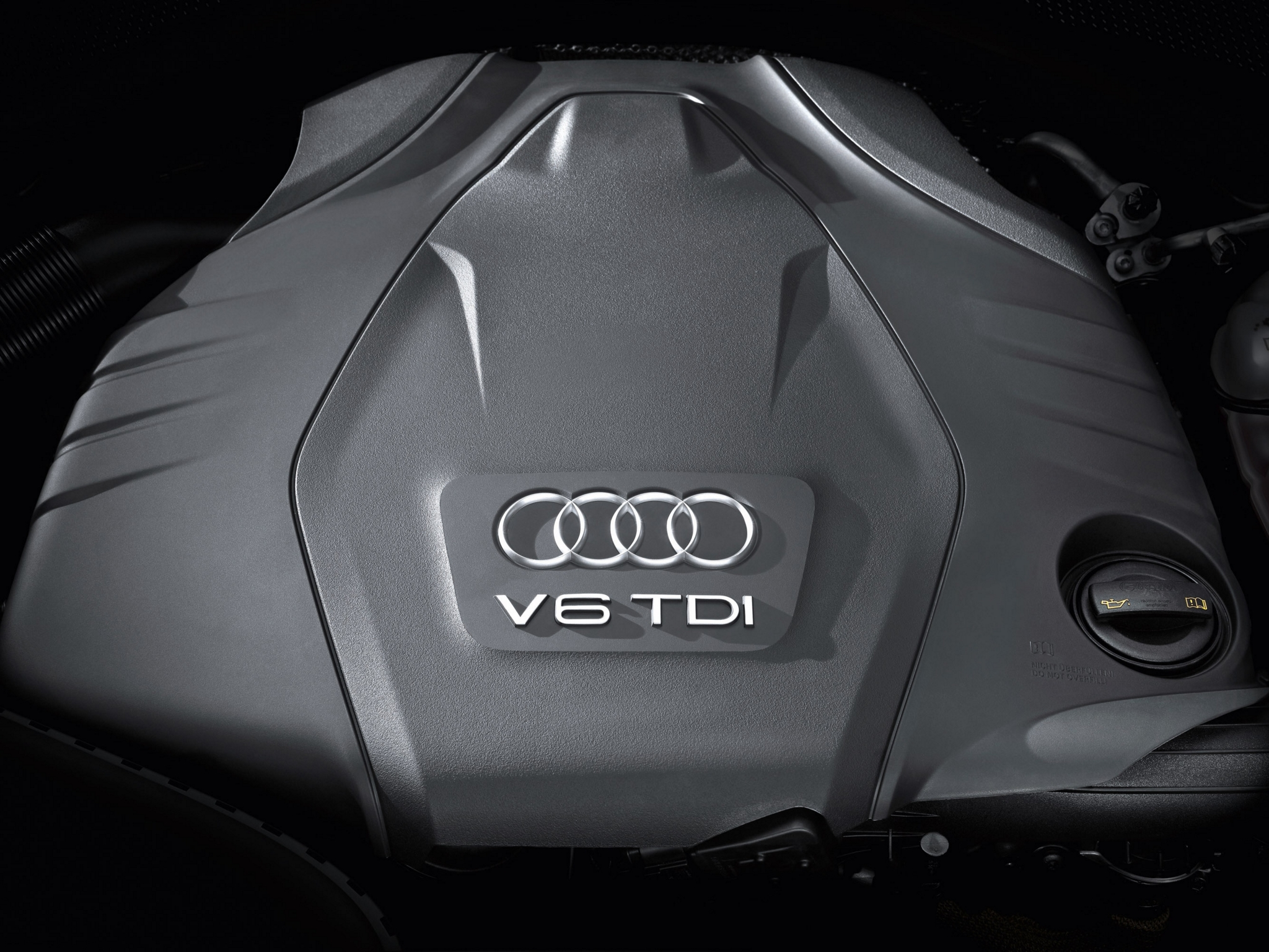 Audi A7 motor