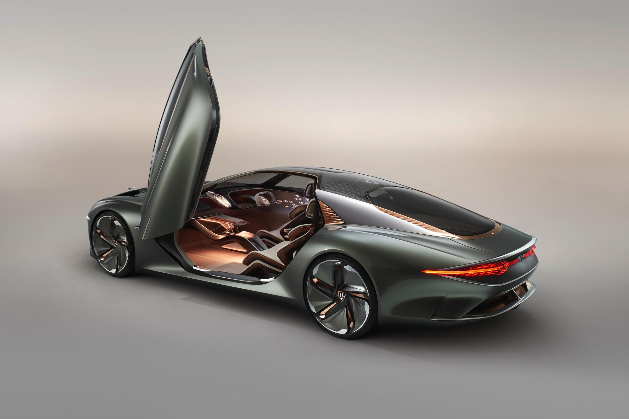 Bentley EXP 10 GT