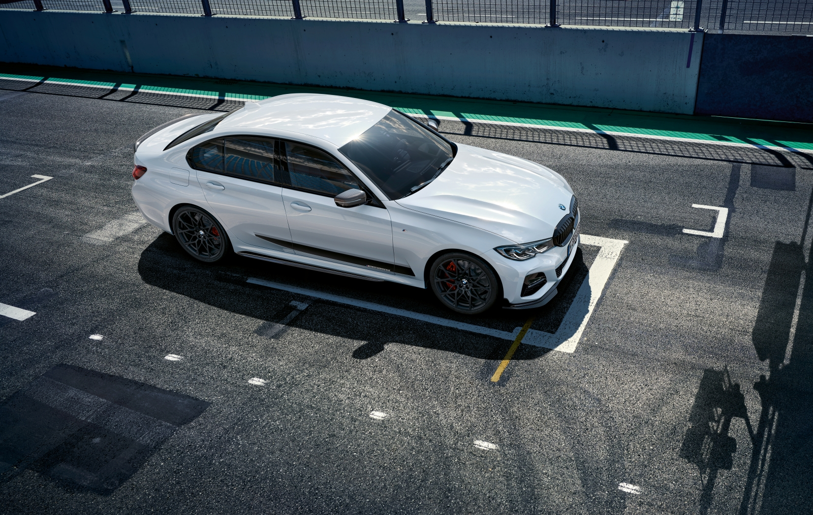 BMW 3 Serie M Performance