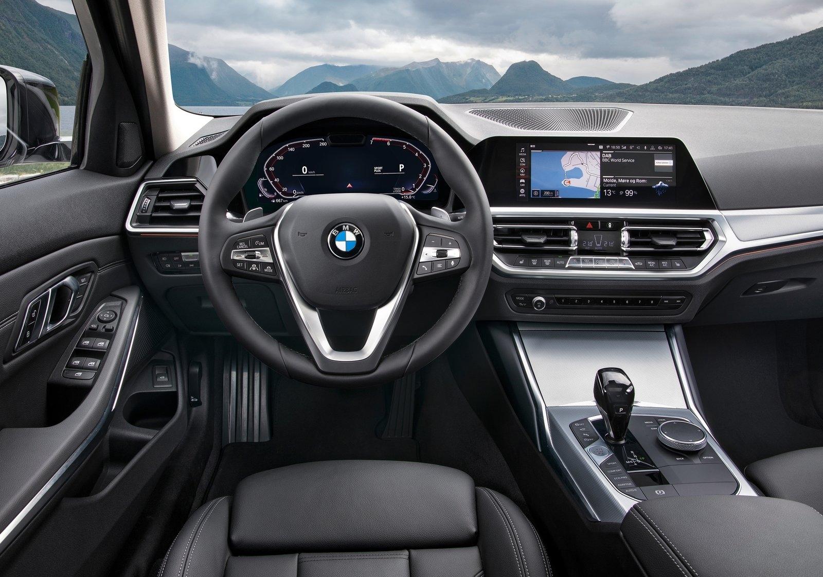 Interieur BMW 3 Serie