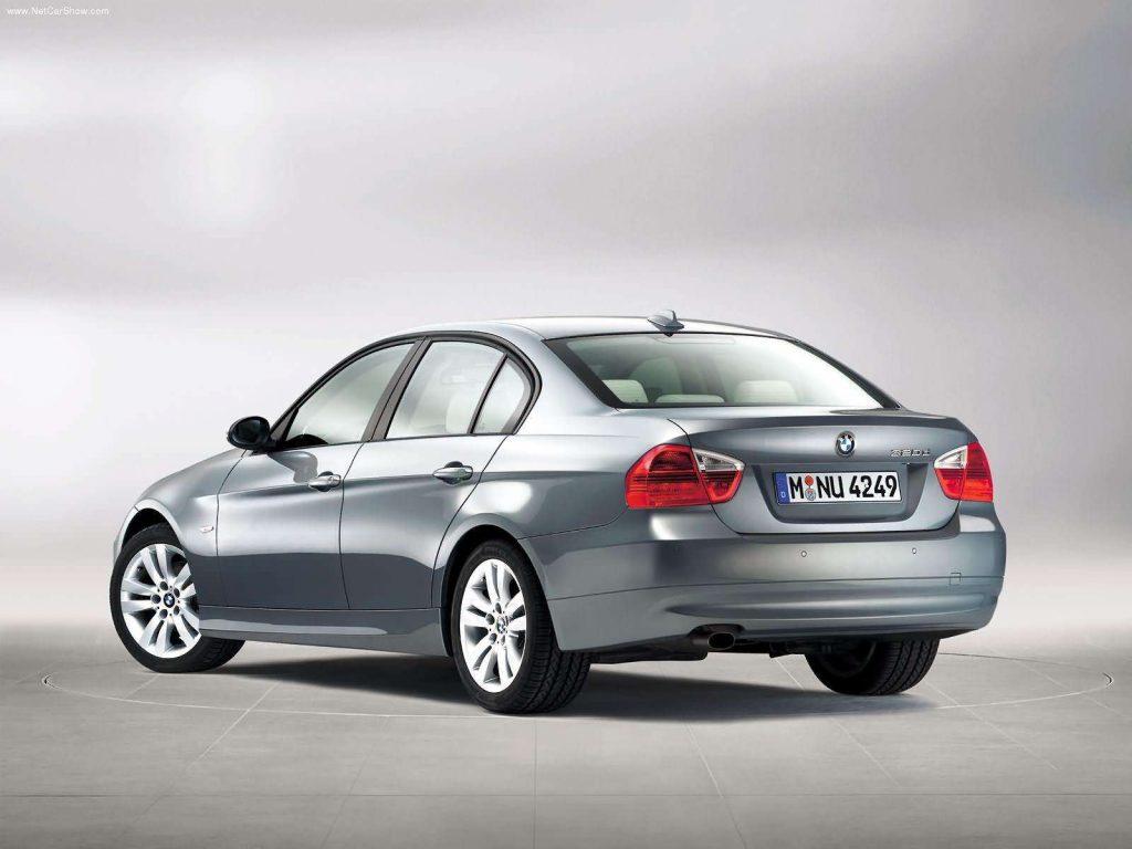 BMW 3 Serie E90