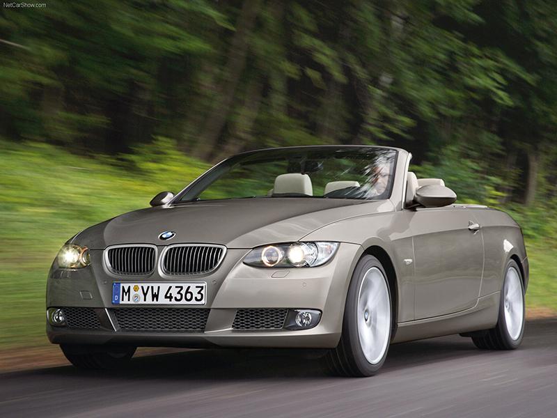 BMW 3 Serie cabrio E93