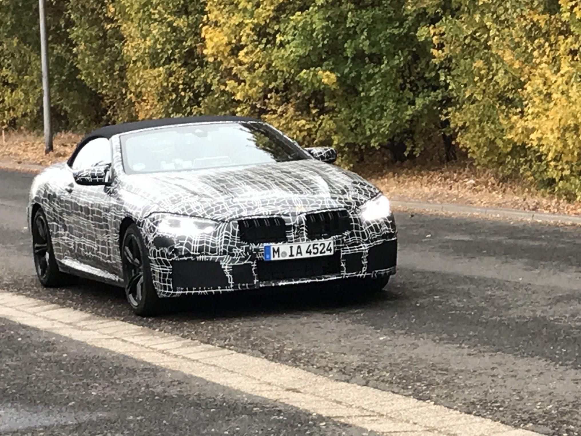 BMW 8 Cabriolet, Eric Jongen