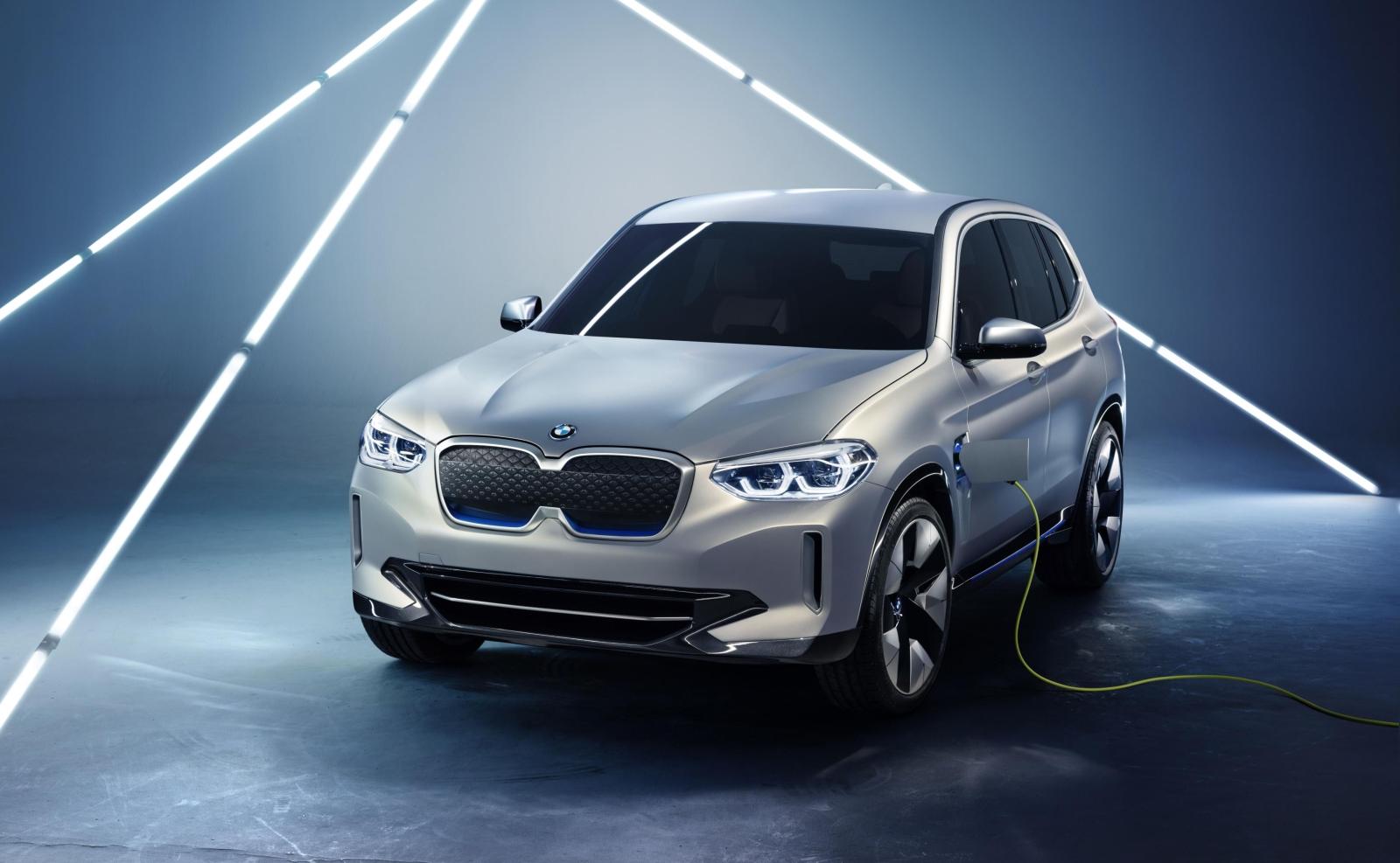 BMW iX3 Vision 2