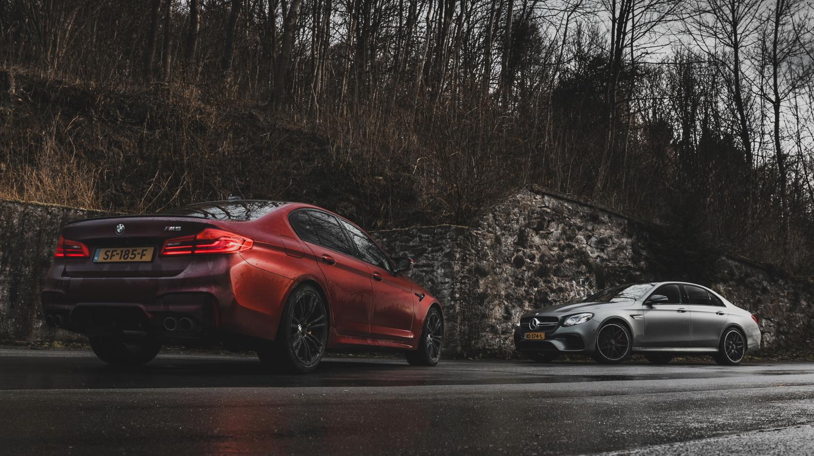 Mercedes - BMW