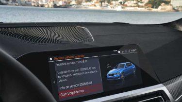 BMW OTA-update