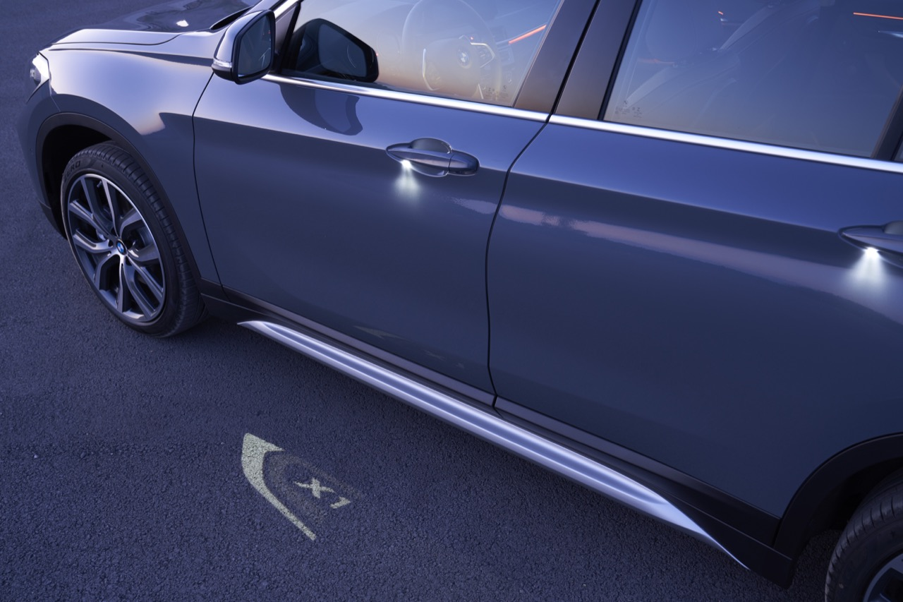 BMW X1 logo