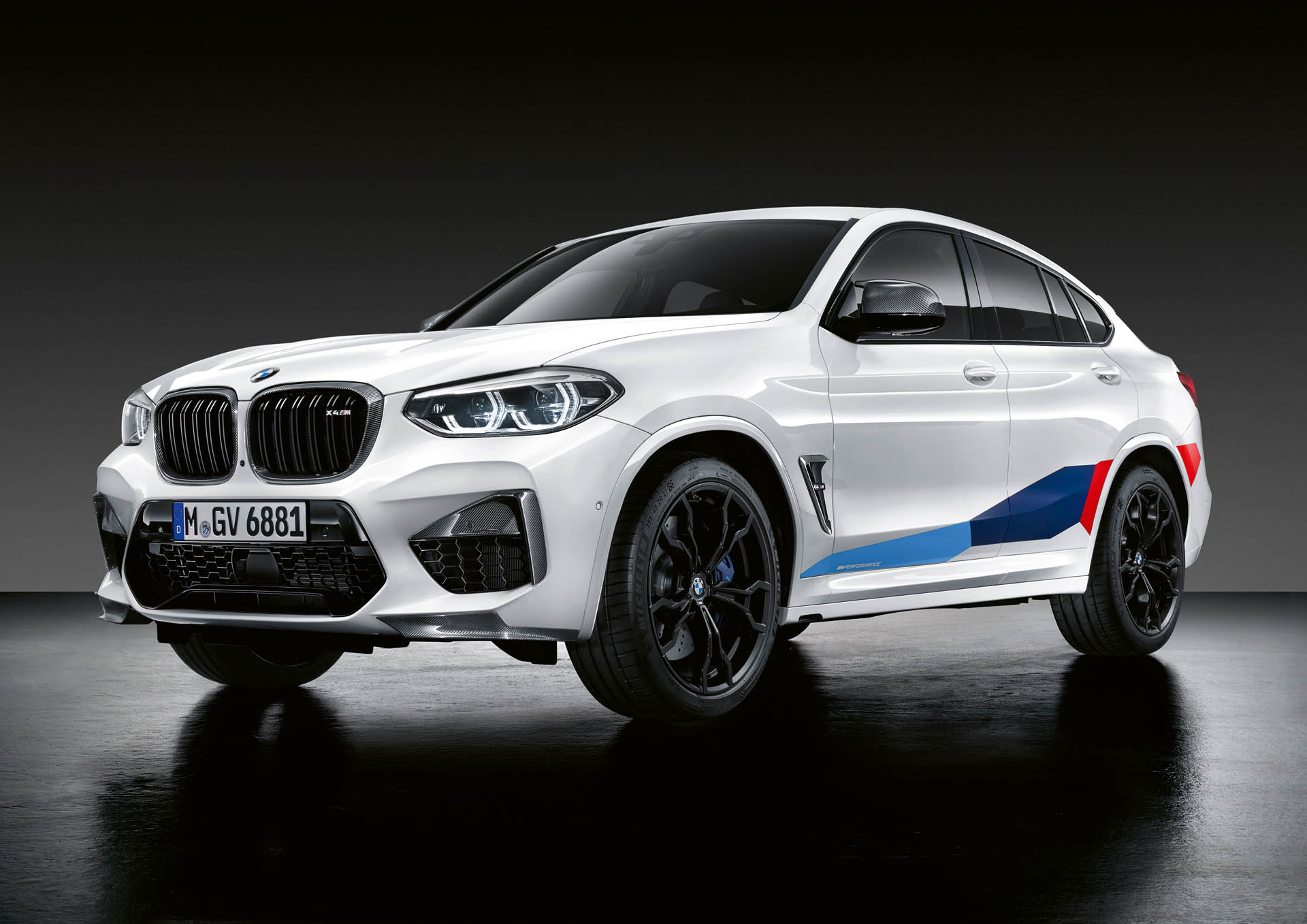 BMW X4 M Performance-onderdelen