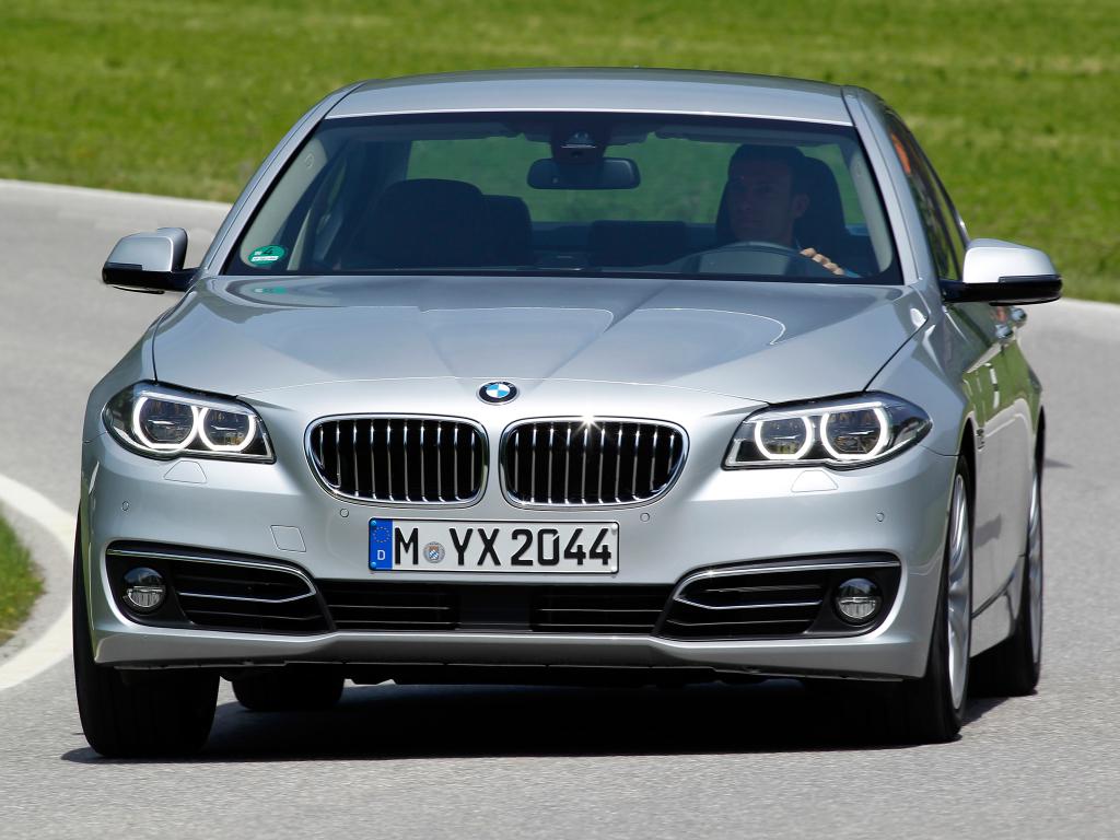 BMW 5 Serie