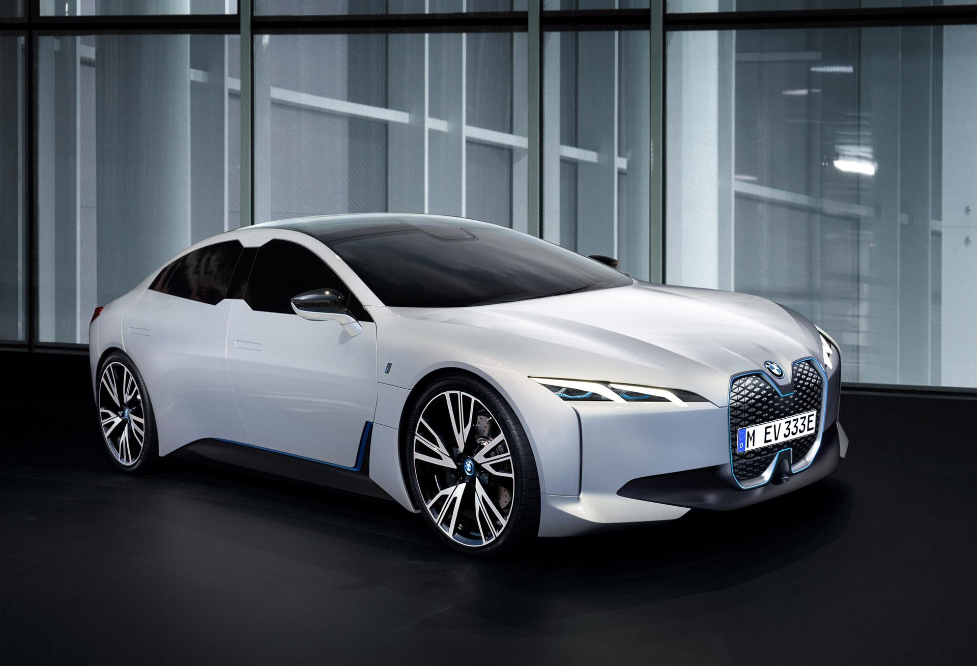 Bmw Vijf Volledig Elektrische Auto S In 2021