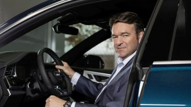Bram Schot - Chairman of the Board of Management of AUDI AG (temporary) and Member of the Board of Management for Sales and Marketing