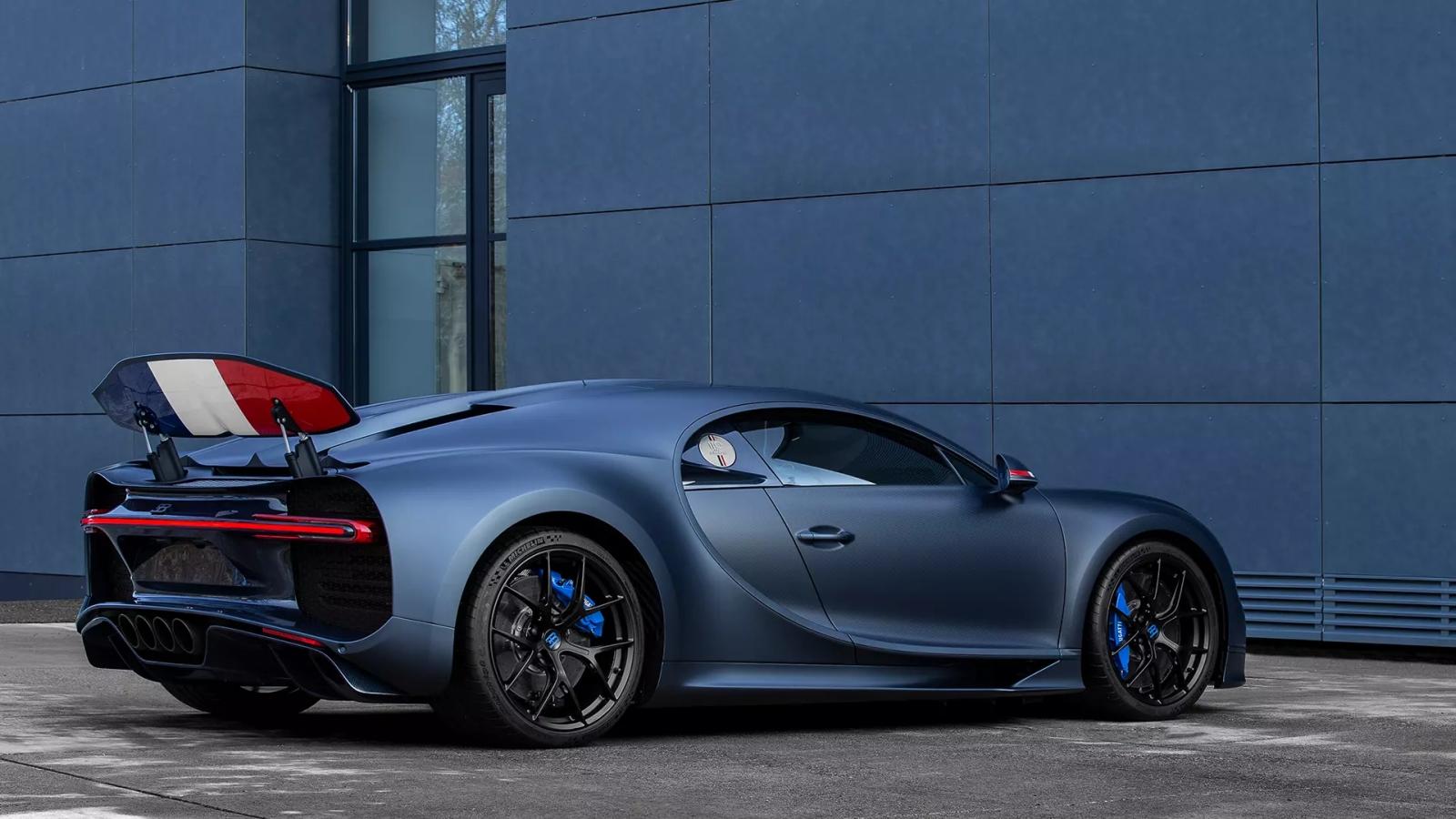 Bugatti Chiron Sport 110 ans Bugatti Foto 7