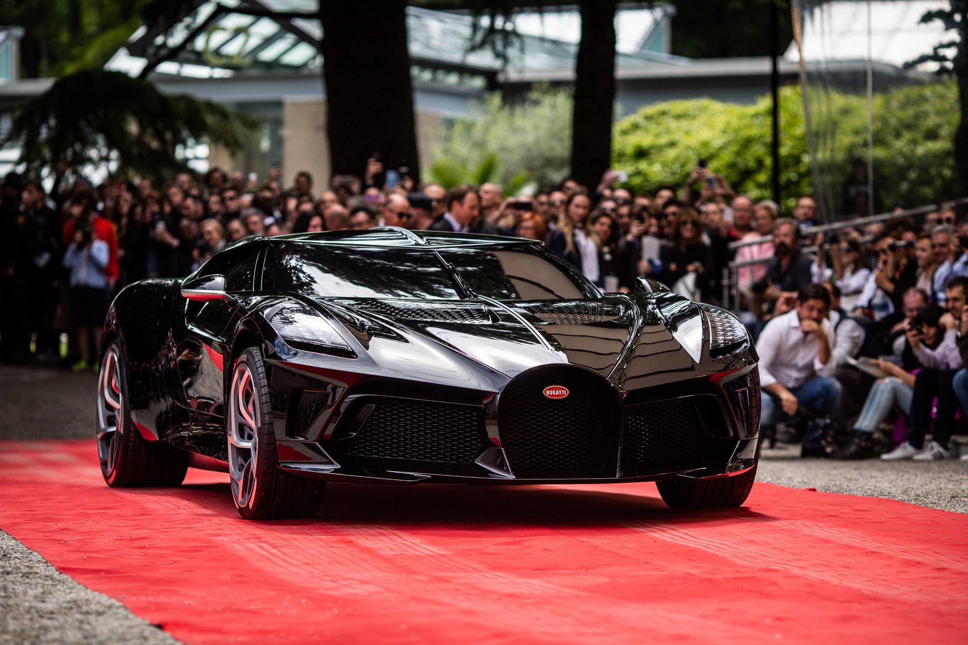 Bugatti La Voiture Noire Eleganza