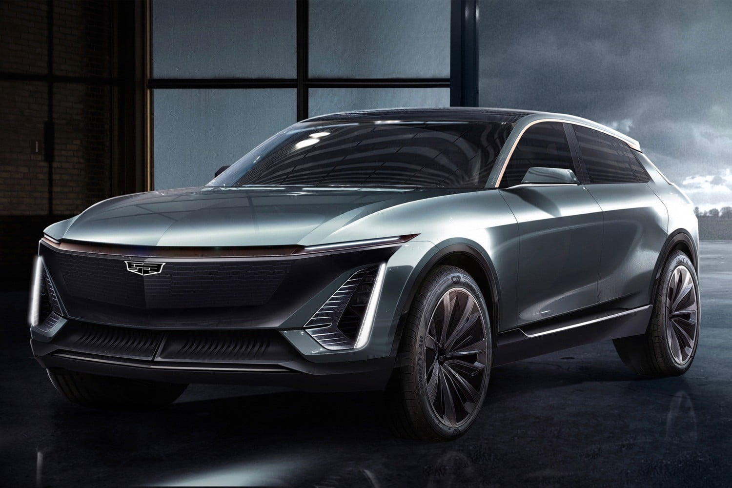 Cadillac Electric