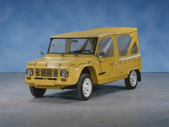 Citroën Méhari Plage