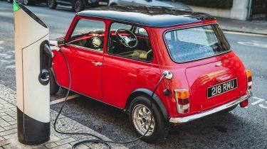 Mini Cooper Electric
