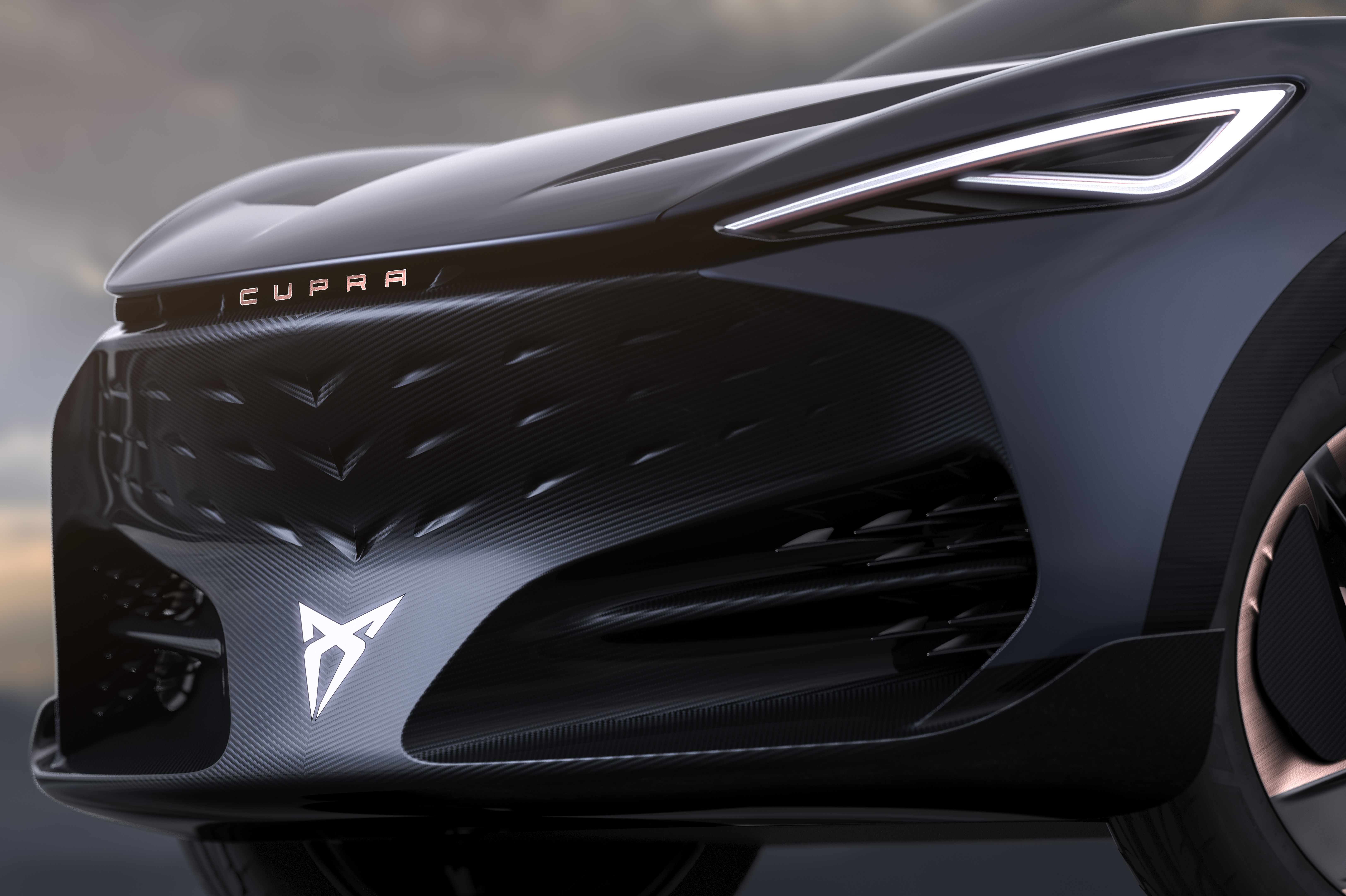 CUPRA Tavascan Electric Concept