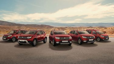 Dacia Serie Limitee Tech Road 1