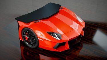 Design Epicentrum Manufacture Lamborghini Aventador bureau 1