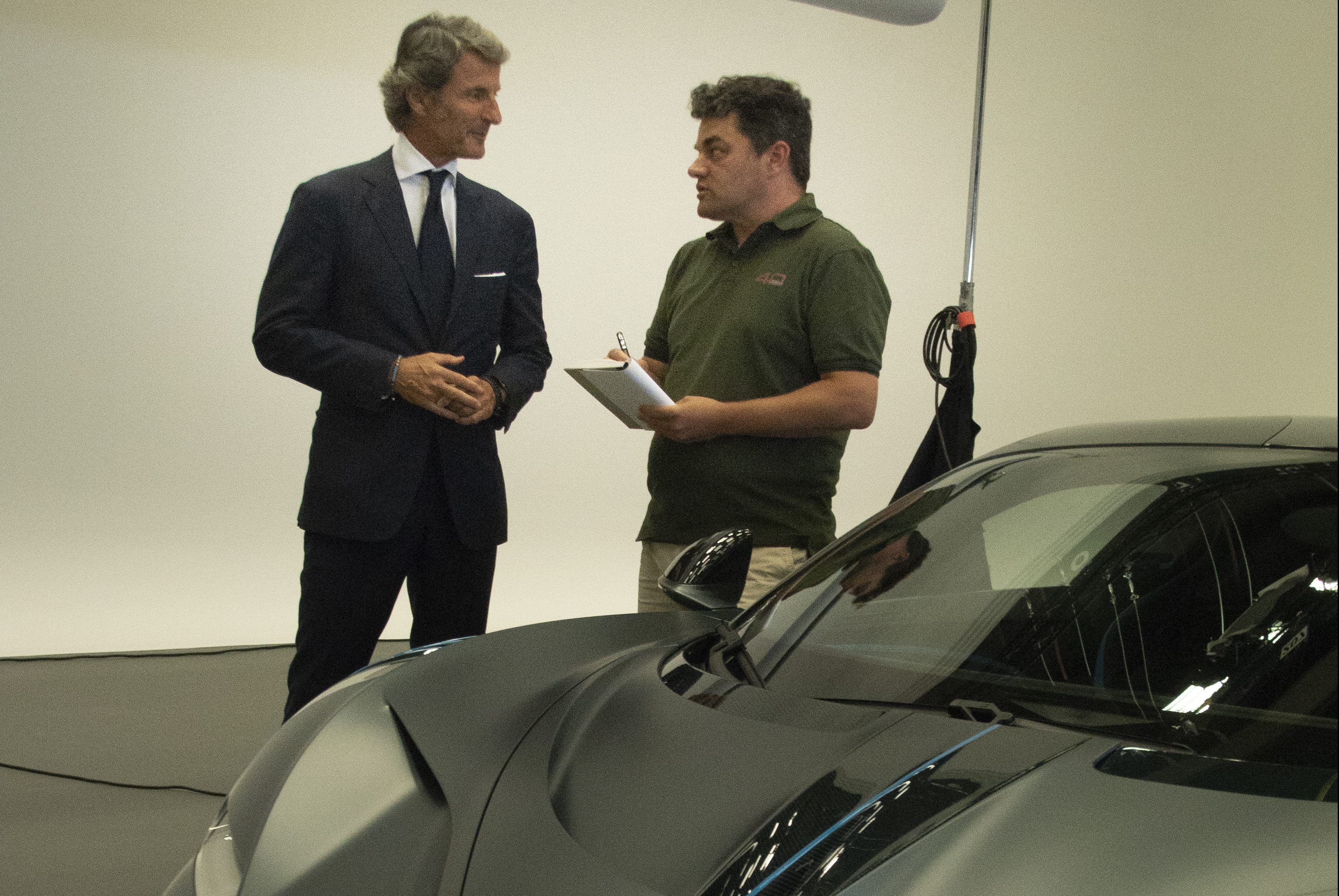 Autovisie in gesprek met Bugatti-ceo Stephan Winkelmann