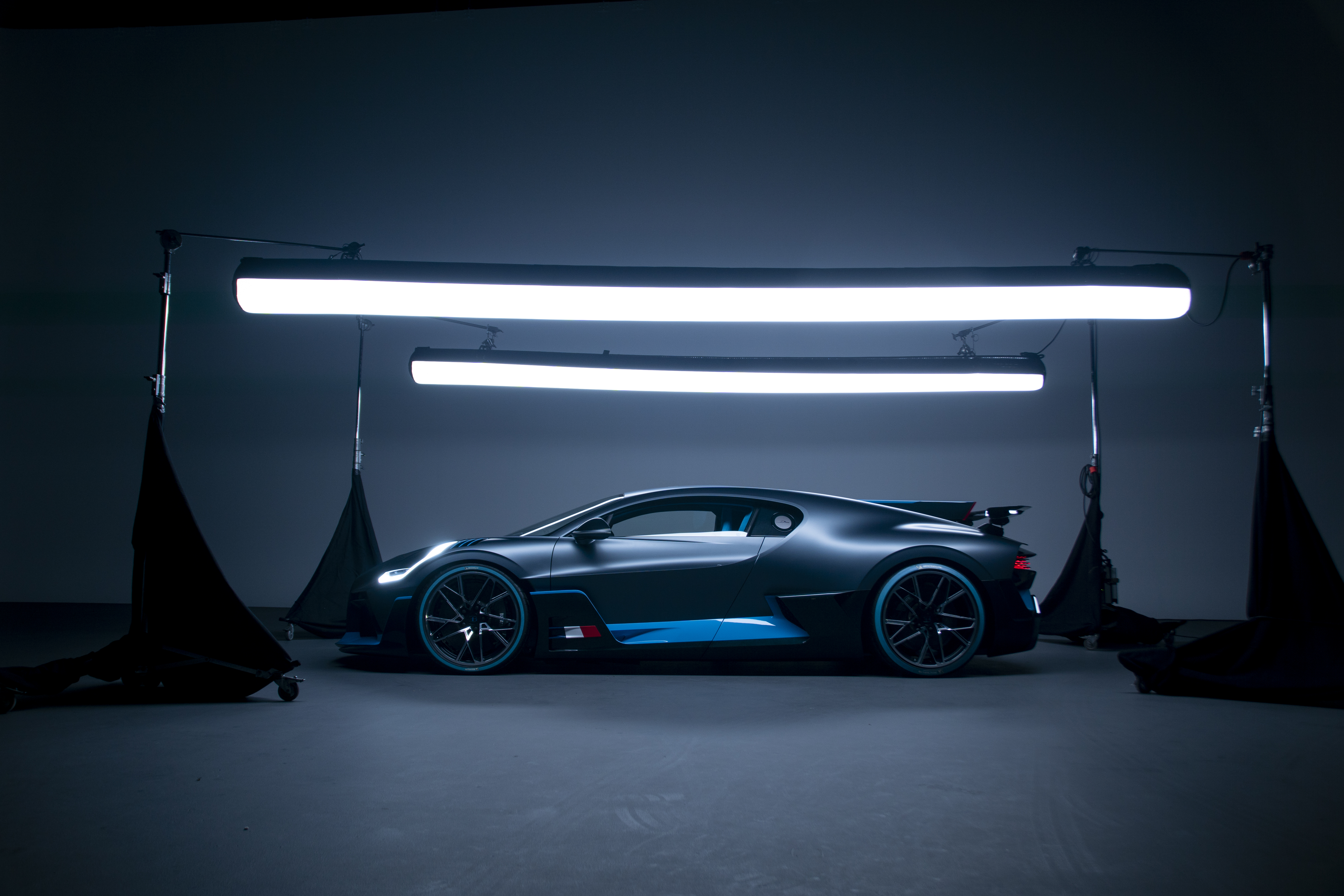 Bugatti Divo, foto Noel van Bilsen
