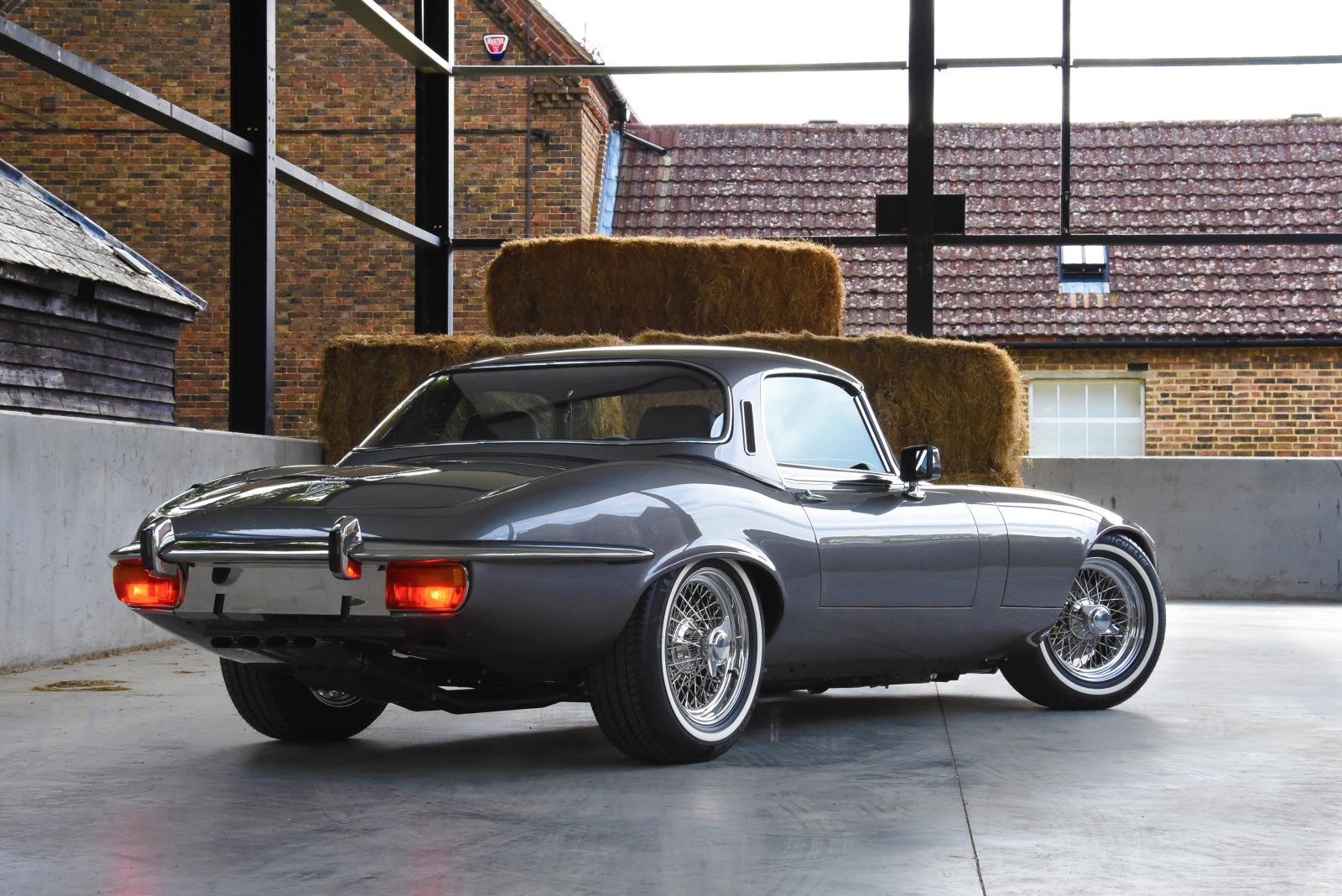 E-Type UK - Jaguar S3 V12 6.1