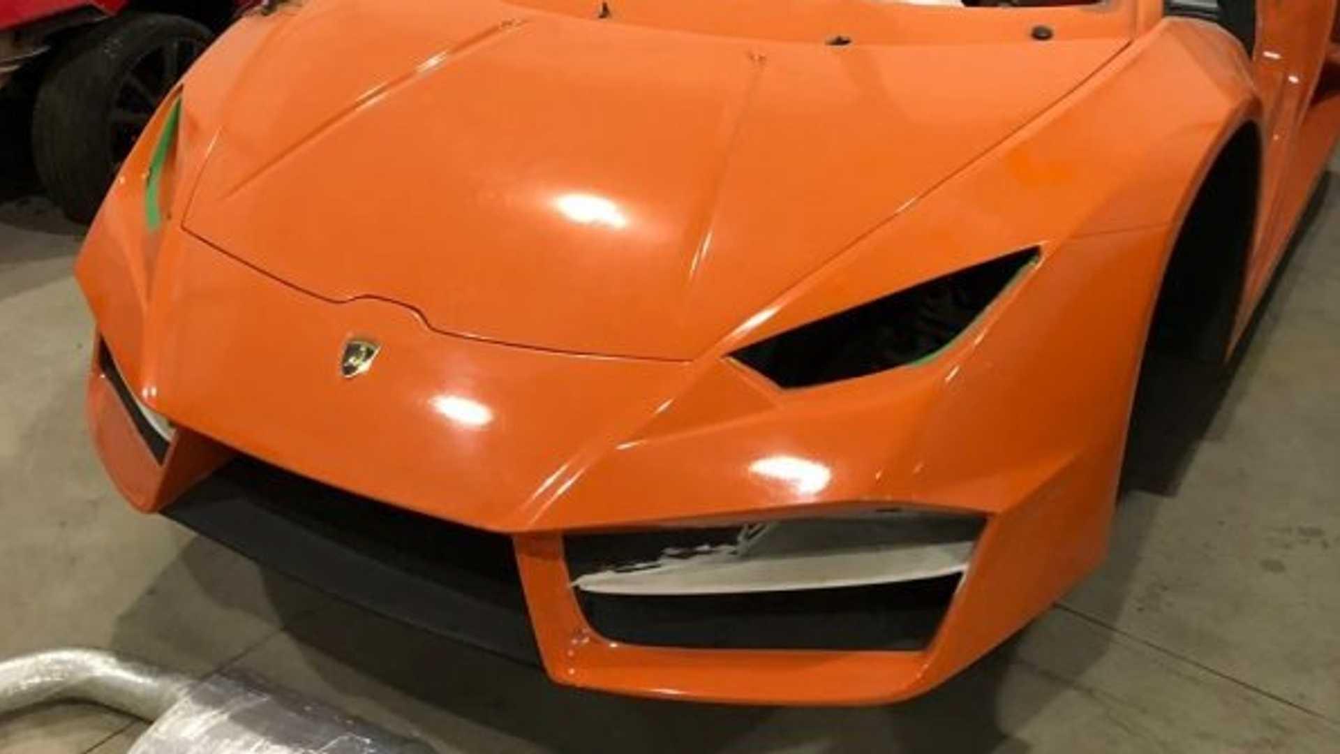 Replica Lamborghini Huracán