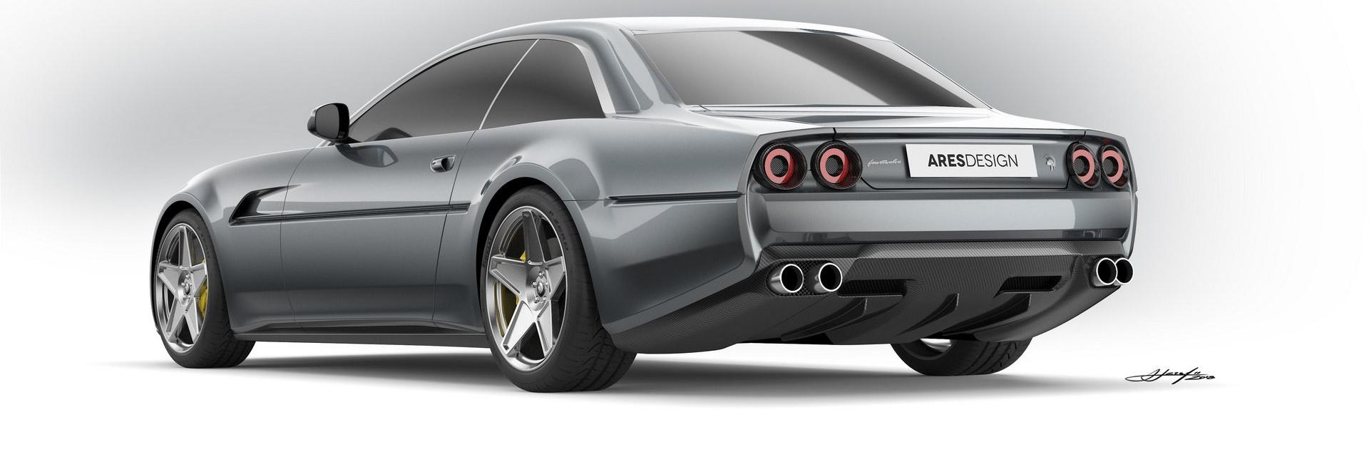 Ferrari 412 - Ares Design