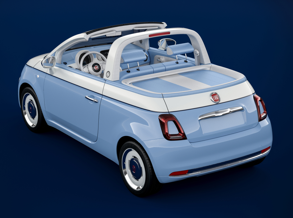 Fiat Spiaggina by Garage Italia