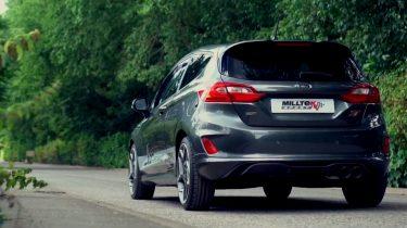 Ford Fiesta ST Miltek Sport