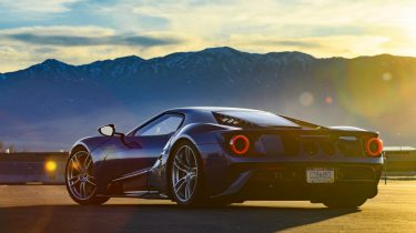 Ford GT productie 1