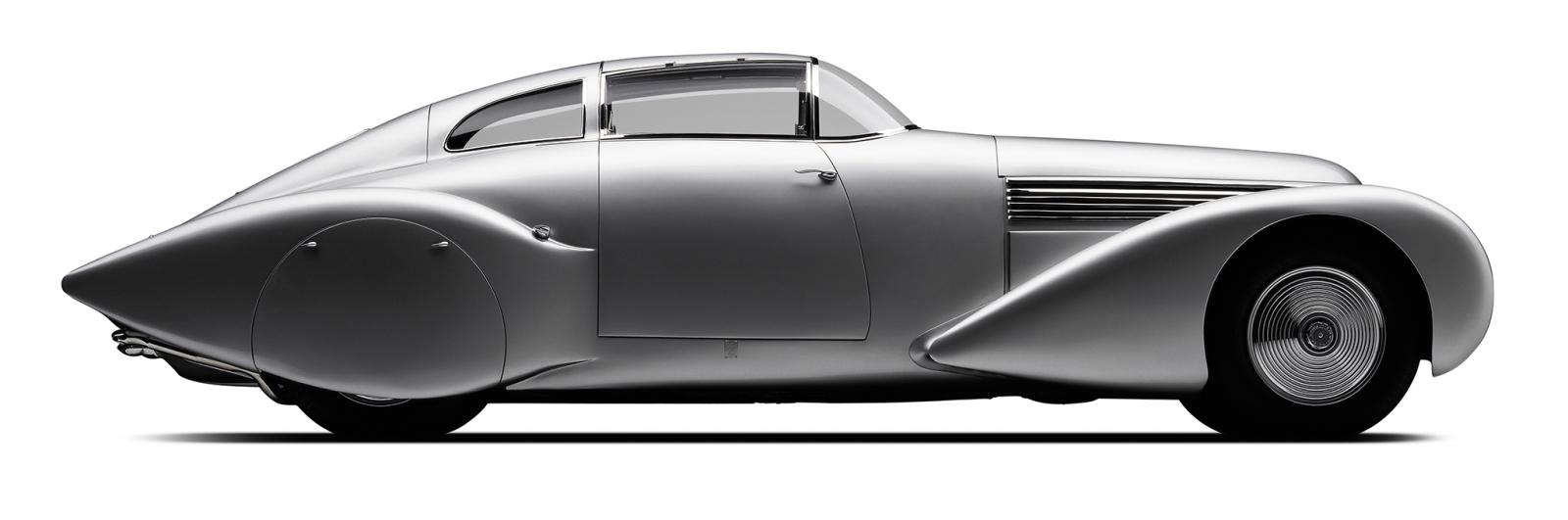 Hispano-Suiza H6C Dubonnet Xenia por Saoutchik