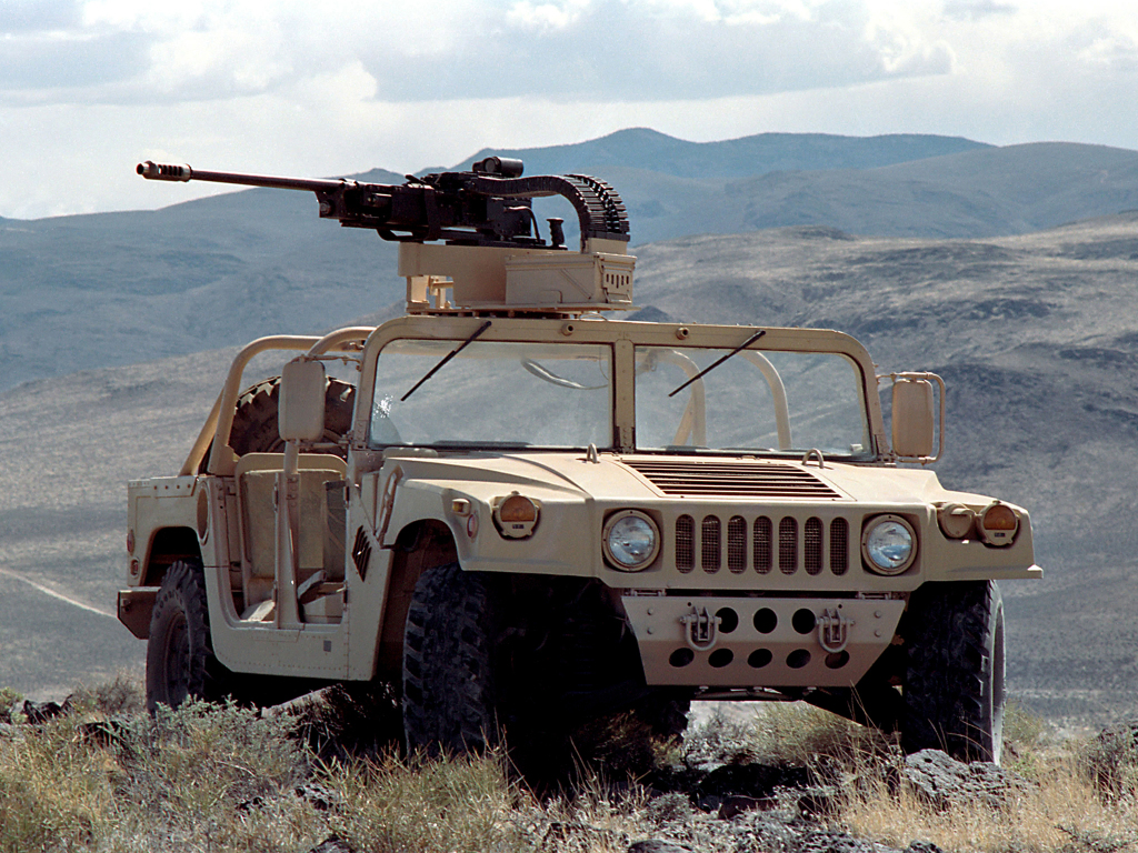 HMMWV M1097A2