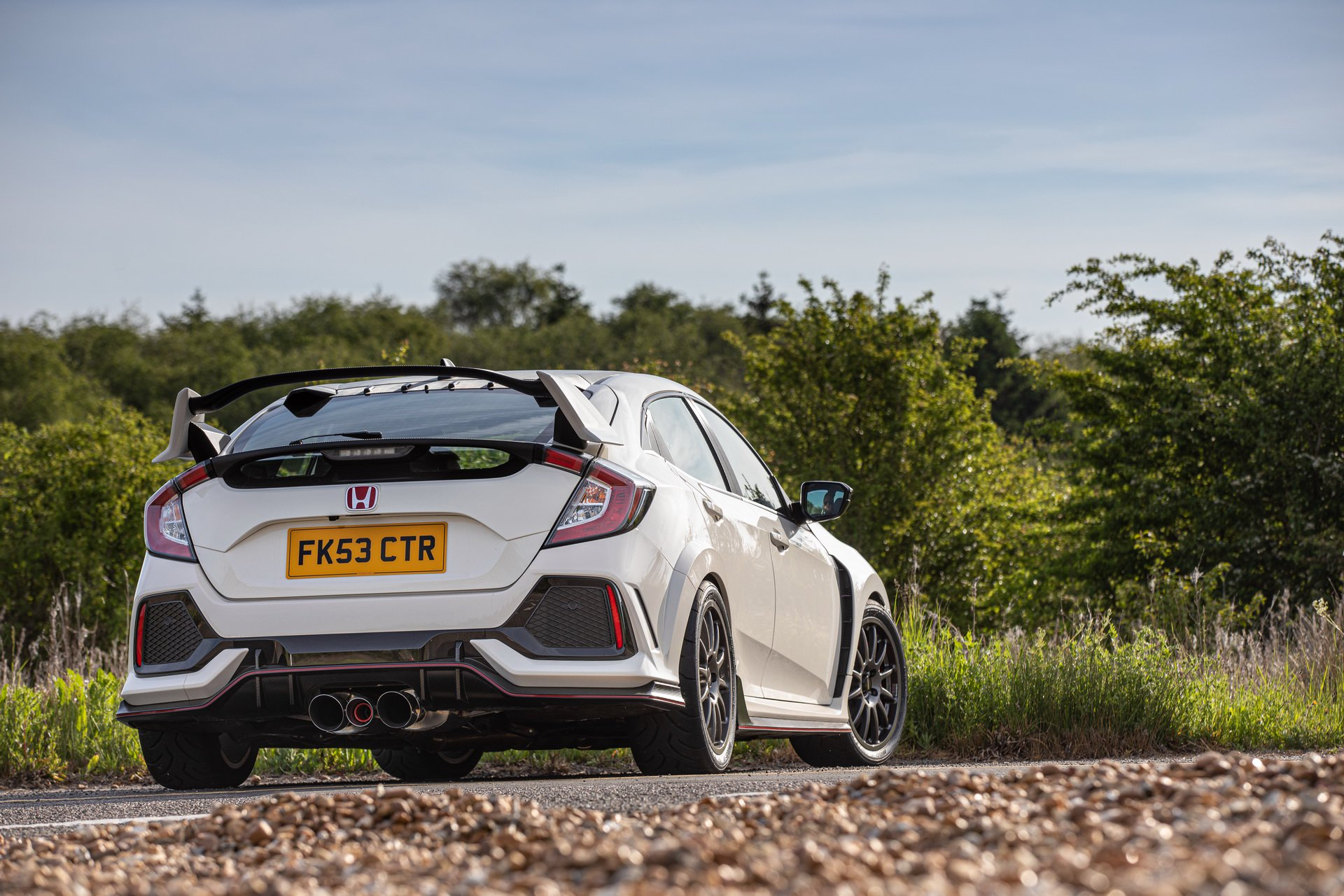 Honda Civic Type R 405 pk