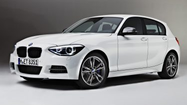 BMW 1 Serie F20