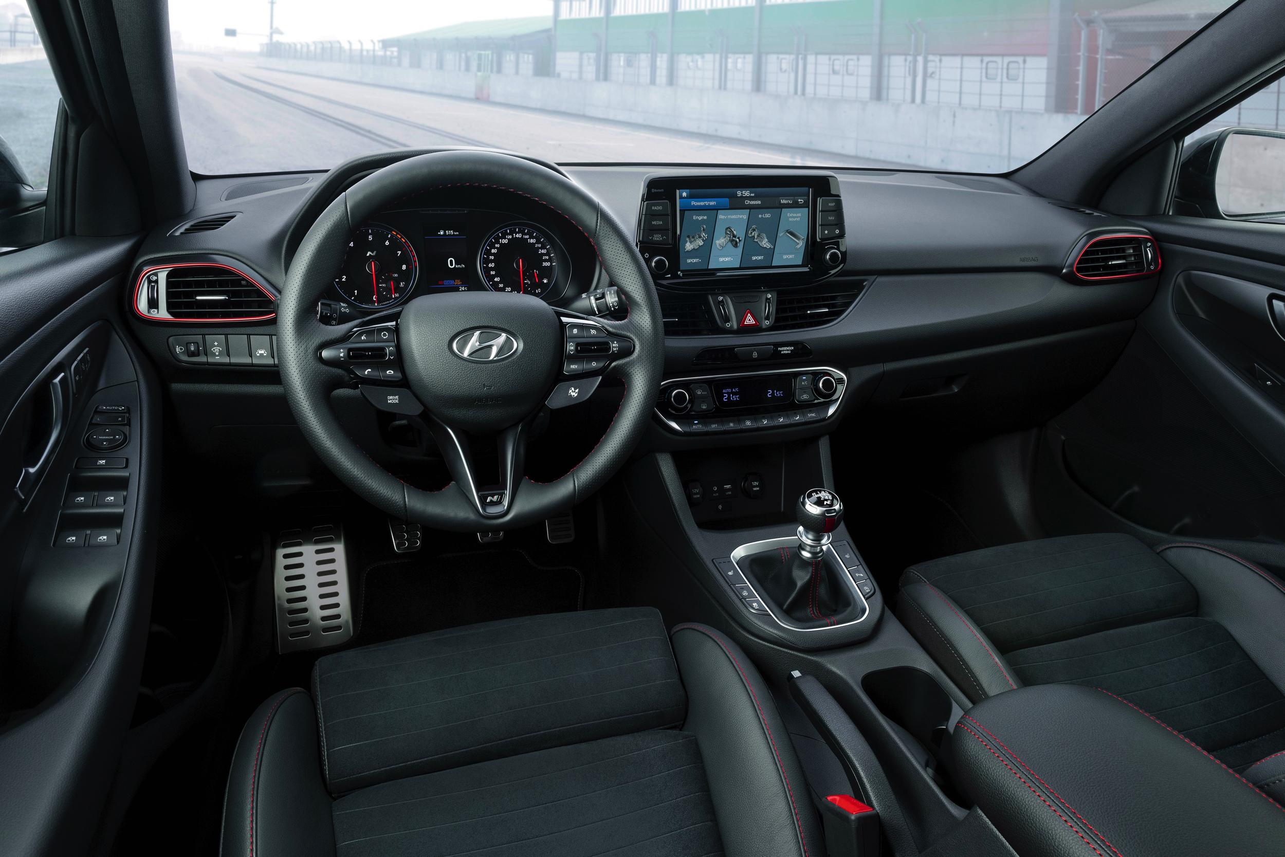 Hyundai i30 N Fastback5