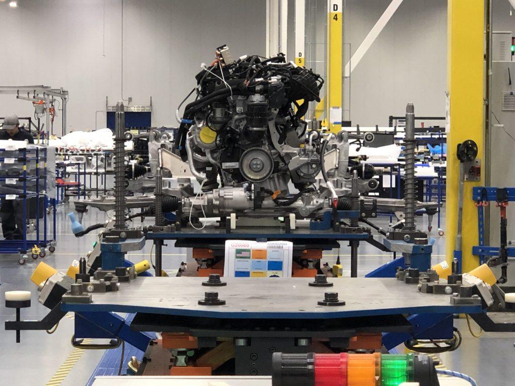 De motor in de Revero stamt van General Motors.