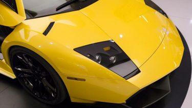 Iranian Lamborghini Murcielago SV 4