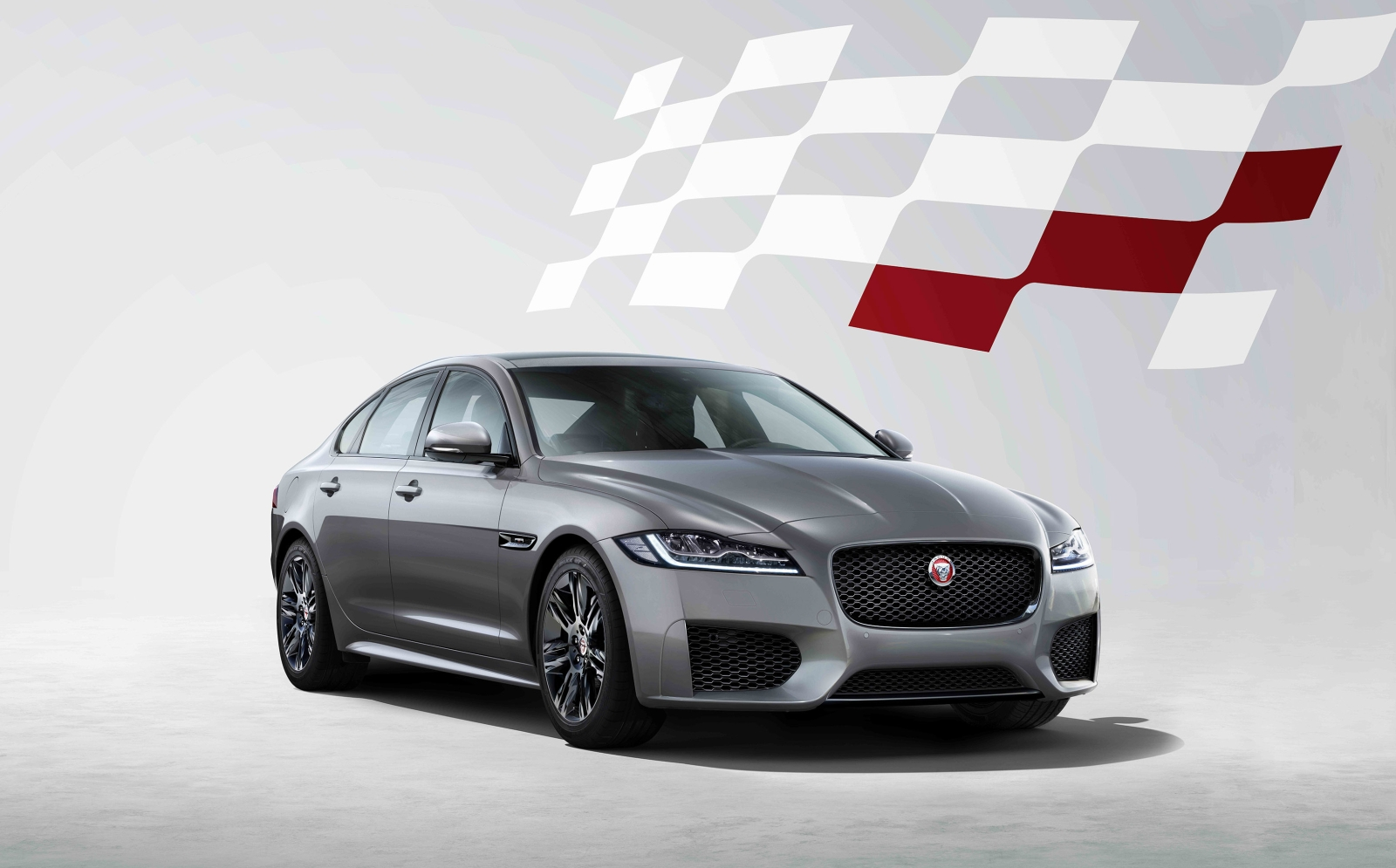 Jaguar XF MY20 Chequered Flag