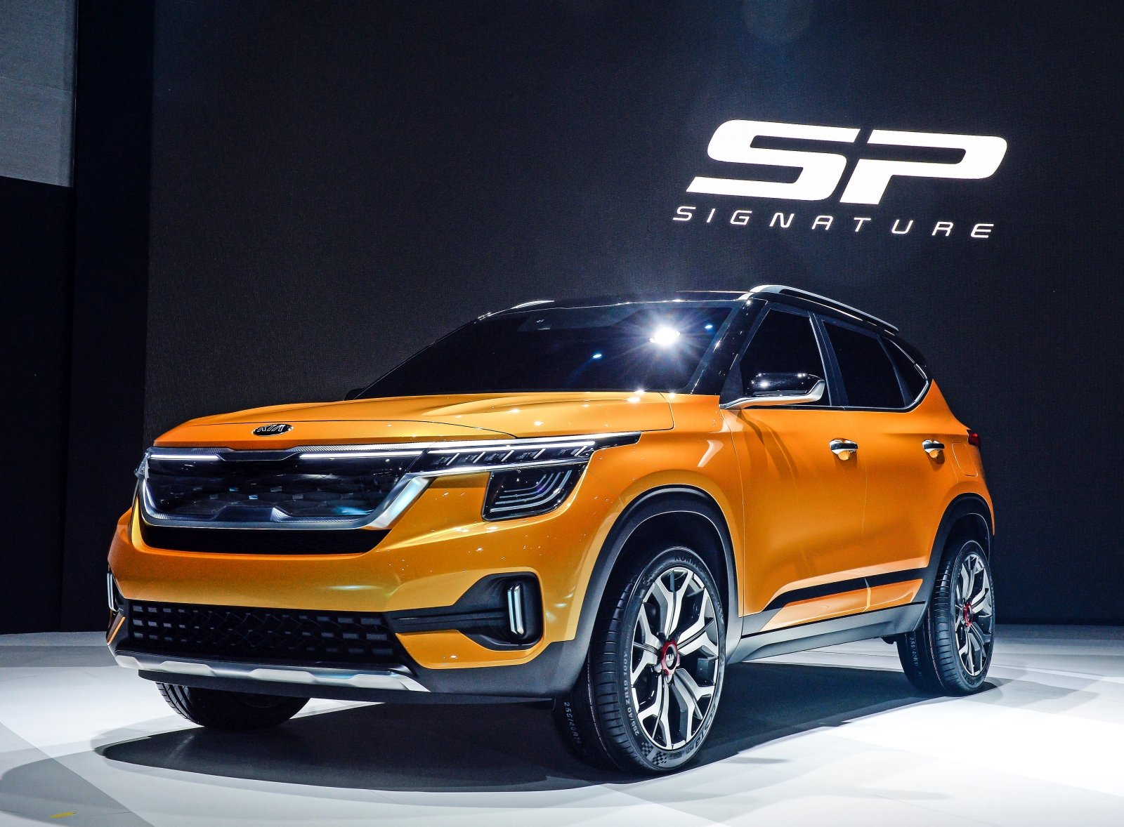 Kia SP Signature Concept
