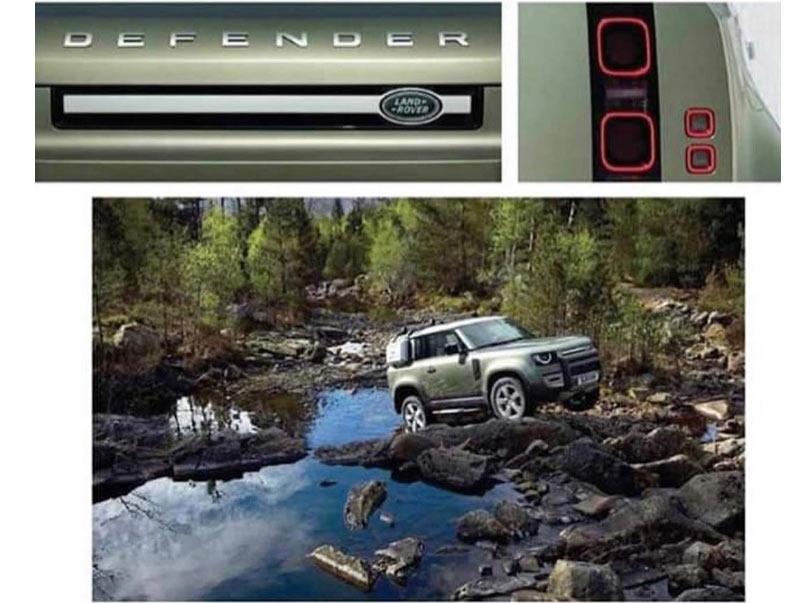 Land Rover Defender SA4x4
