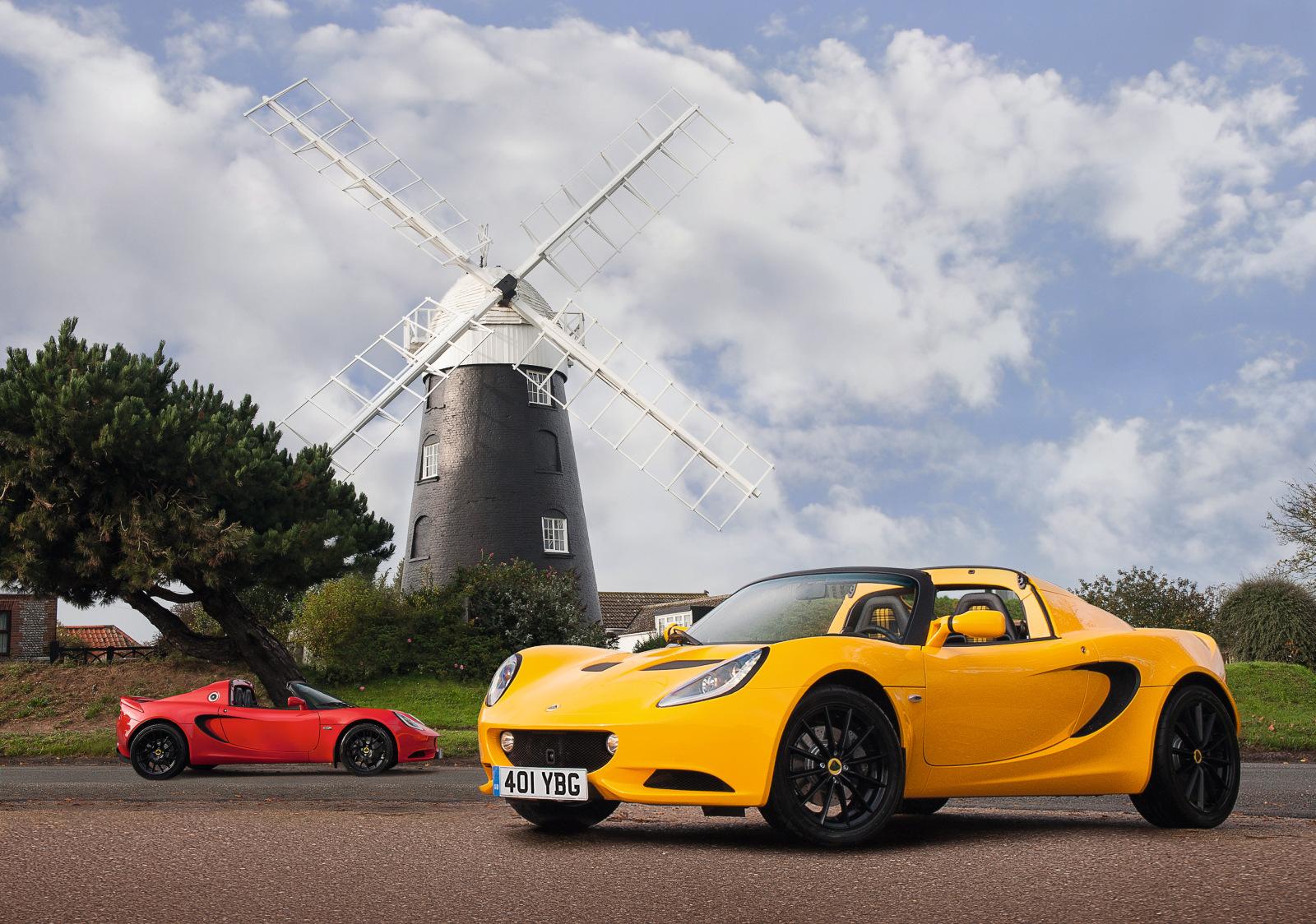 Lotus Elise Sport 220 2