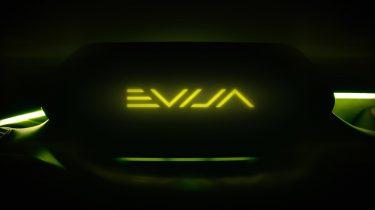 Lotus Evija Logo