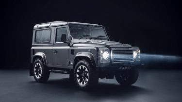 Land Rover Classic Defender Works Upgrade