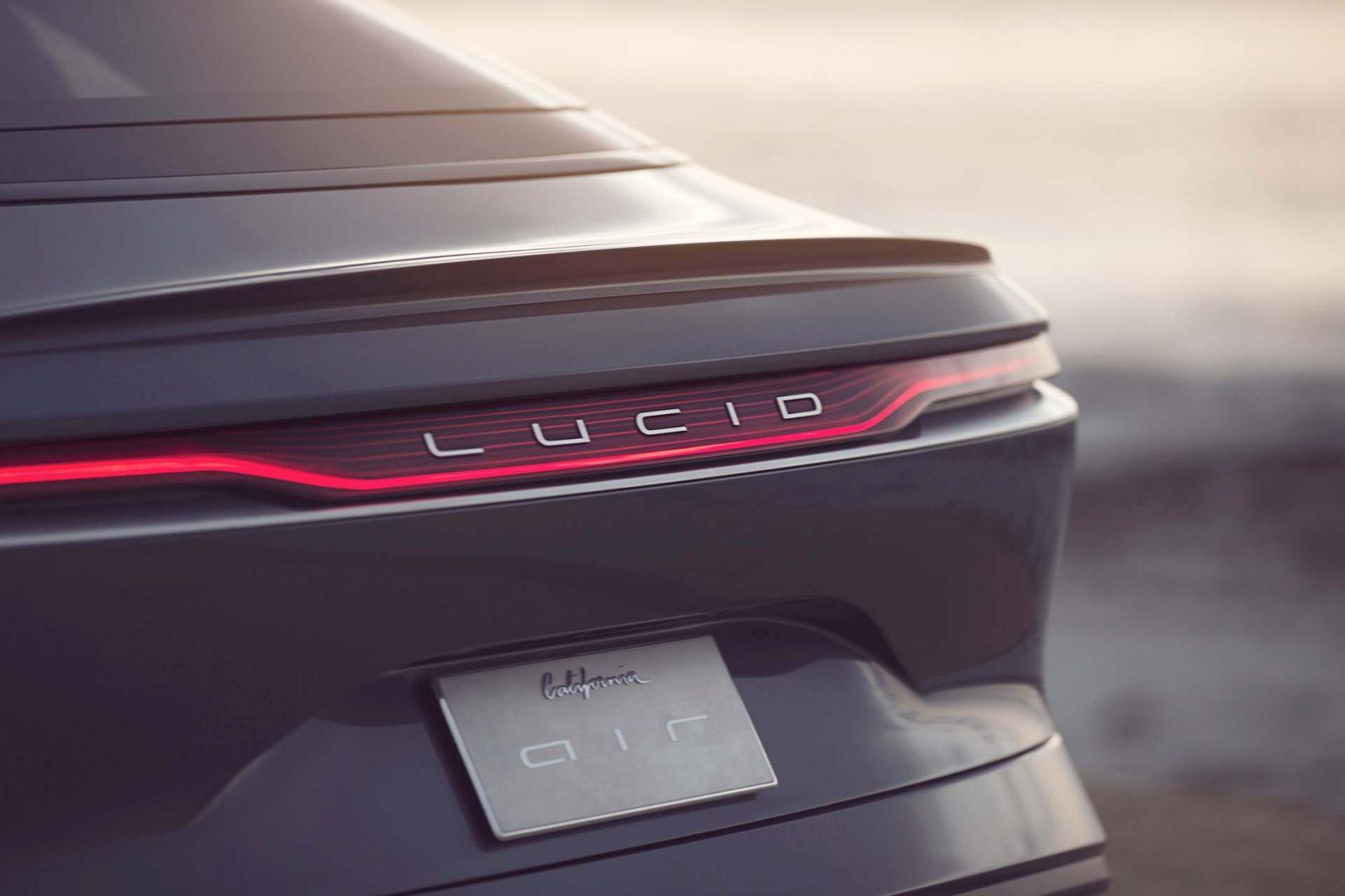 Lucid Motors Air 4