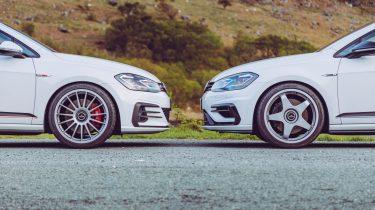M52 VW Golf GTI en Golf R