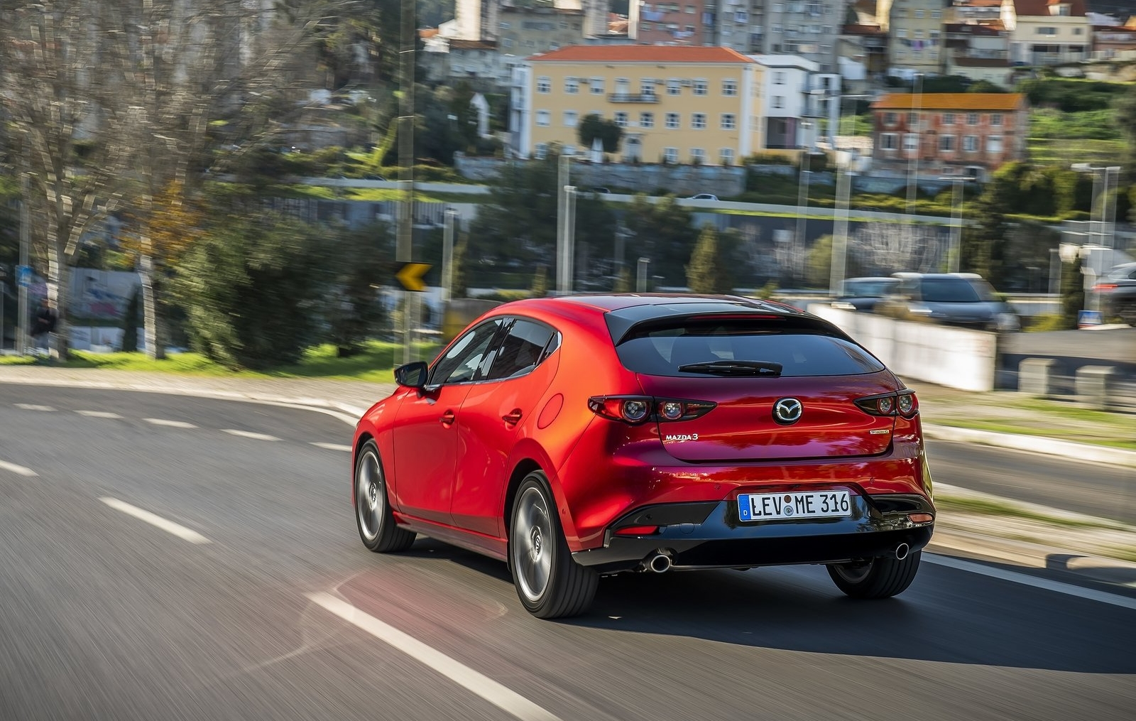 2019 Mazda 3 AWD Review – Promotion and Relegation - The Truth ... | 1015x1600